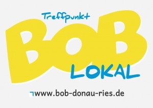 Auflkleber f�r BOB-Wirte im Landkreis Donau-Ries