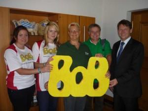 BOB Donau-Ries im Gespräch mit Landrat Stefan Rößle
